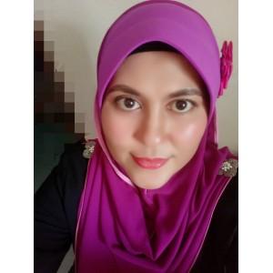 Masni Binti Muhammad Tazin (Batik Coloring)