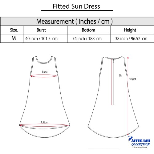Loose Sun Dress